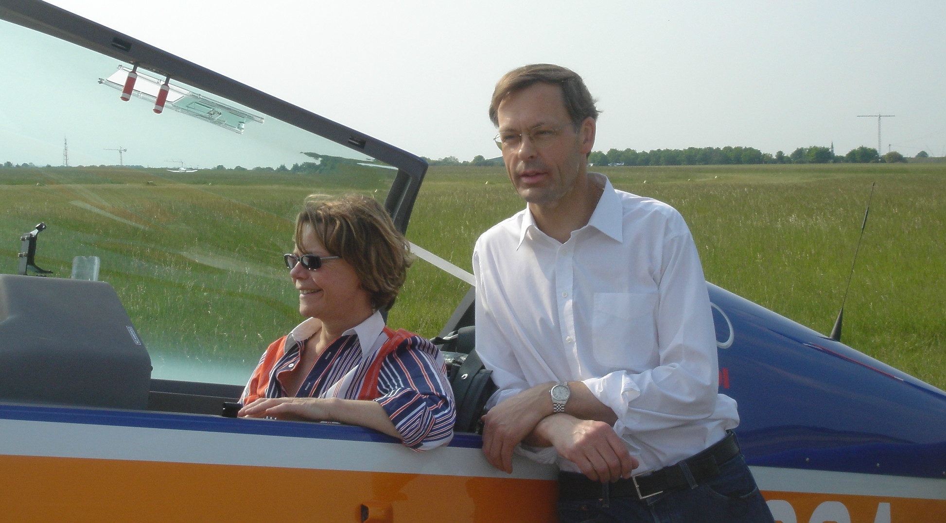 Jacques Arnould & Catherine Maunoury