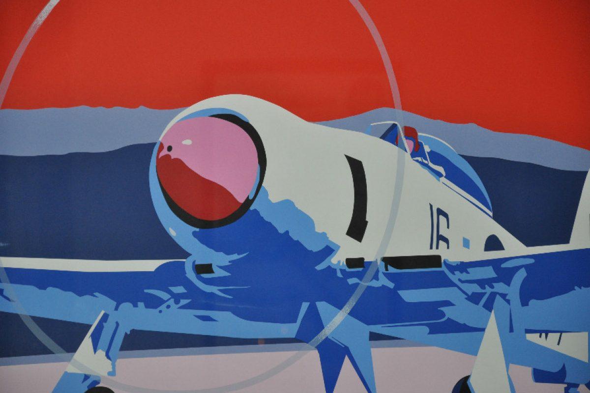 Dominique Maunoury, Hawker Sea Fury