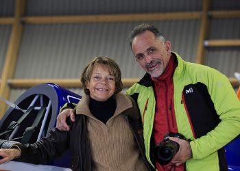 Catherine Maunoury et Bruno Hon, Chartres, Novembre 2019